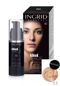 Тон INGRID IDEAL FACE 11 (телесный)