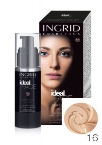 Тон INGRID IDEAL FACE 16 (персиковый)