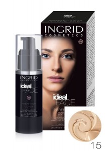 Тон INGRID IDEAL FACE 15 (натуральный)